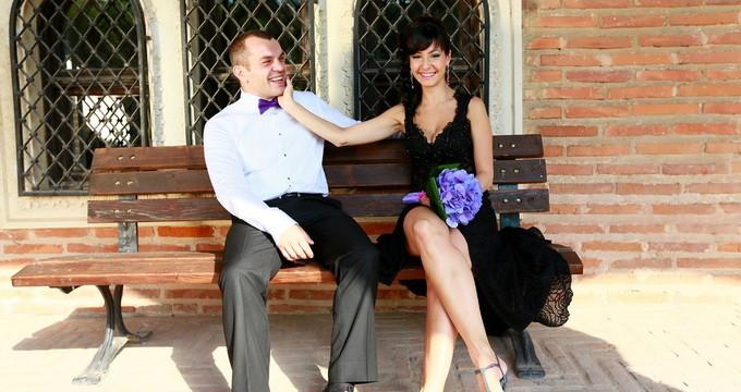 Luptătorul are o căsnicie fericită