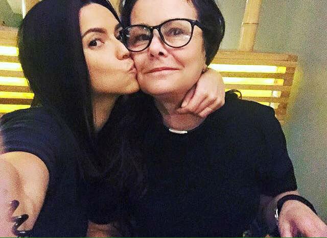 Inna şi mama ei