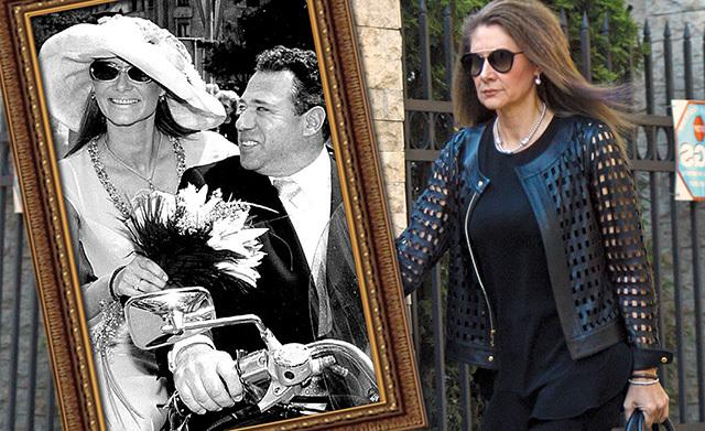 Romaniţa Iovan a purtat pentru prima dată brăţara în ziua nunţii cu Adrian Iovan şi nu a renunţat la ea nici după 13 ani.