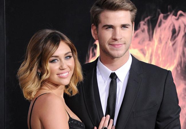 Miley Cyrus şi Liam Hemsworth vor deveni părinţi.