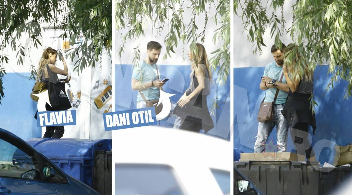 Dani Oţil îi povesteşte