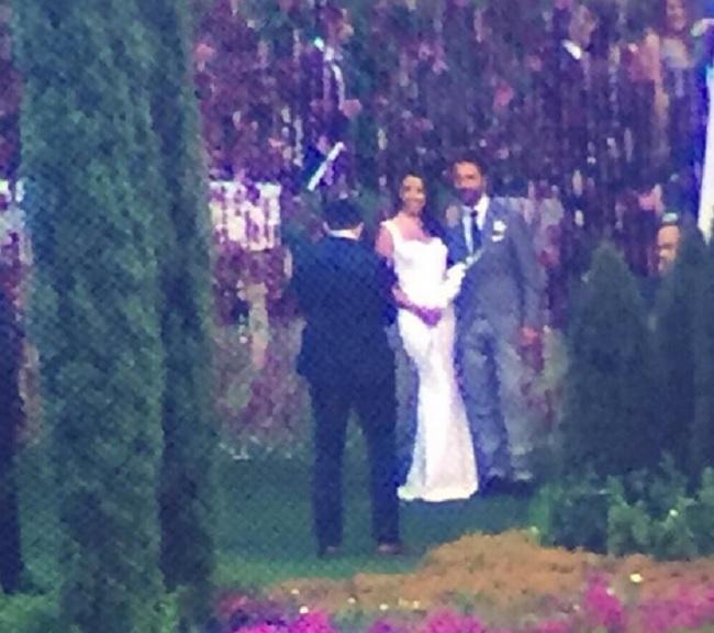 Eva Longoria s-a căsătorit cu Jose Baston.