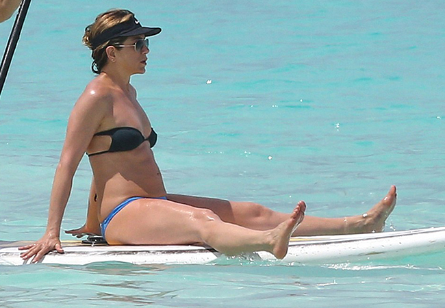 Jennifer Aniston a rămas gravidă la 47 de ani.