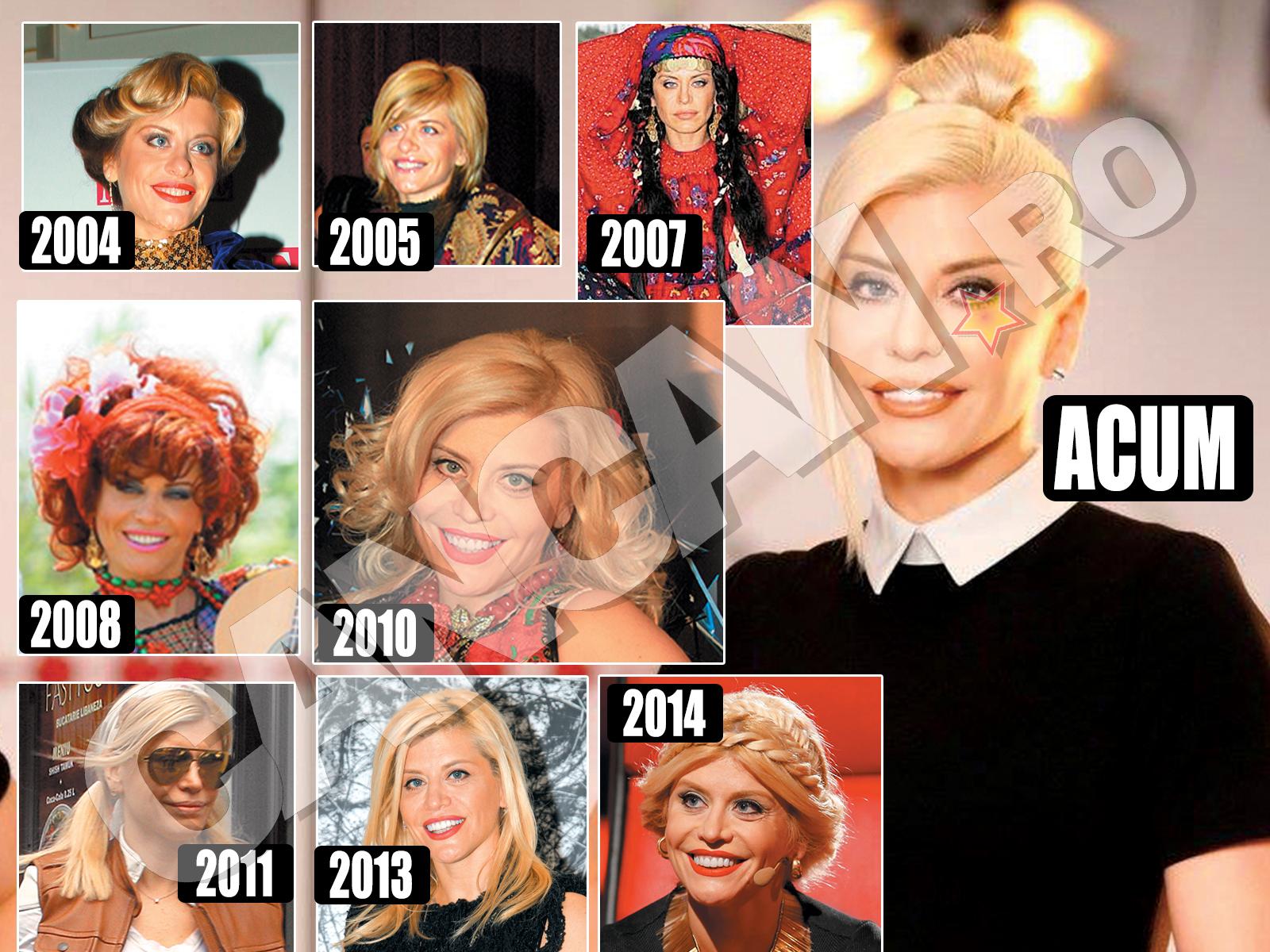 Blondă de când o ştim, Lori a inovat fără a-şi schimba culoarea. Doar pentru asta există atâtea tipuri de peruci!