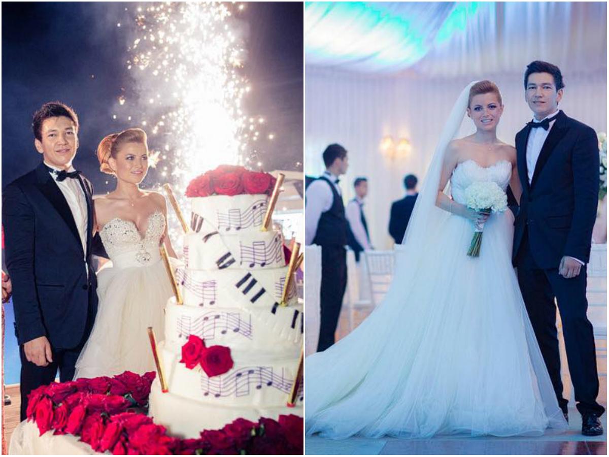 """Elena Gheorghe aniversează în această sâmbătă patru ani de când i-a spus """"Da!"""", în faţa altarului, lui Cornel"""