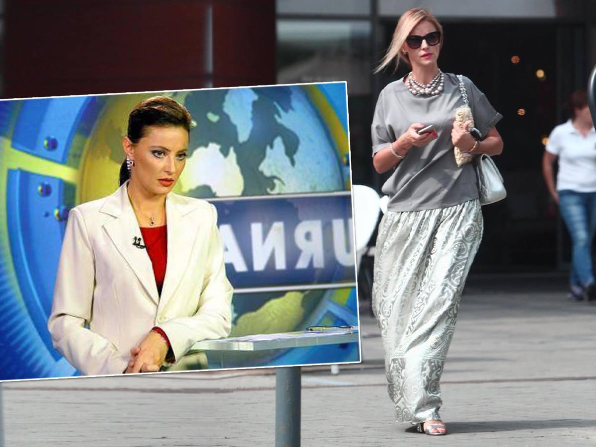 Diana Şucu este la fel de frumoasă ca în perioada în care era prezentatoare la TVR.