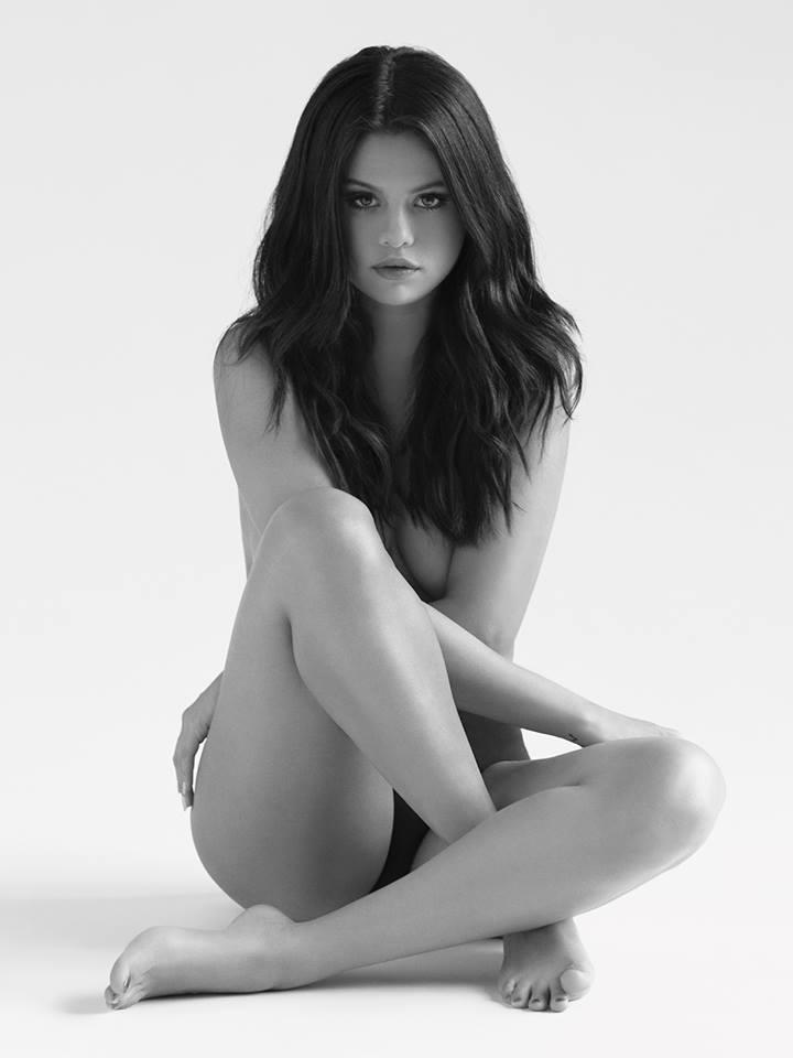 Selena Gomez a postat această imagine cu ea goală, pe contul de Instagram