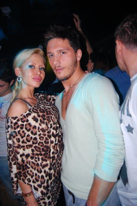 Andrei Jilavu s-a iubit cu Eva Kent.