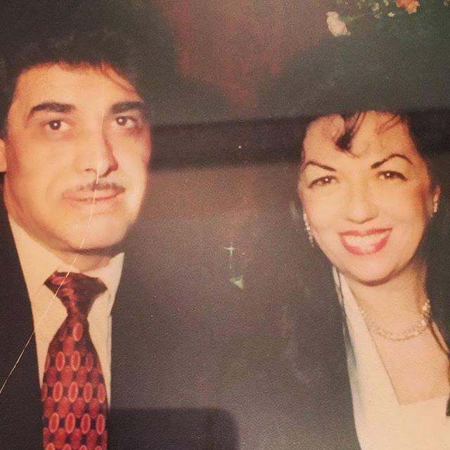 Carmen Harra a avut o relaţie deosebită cu soţul ei