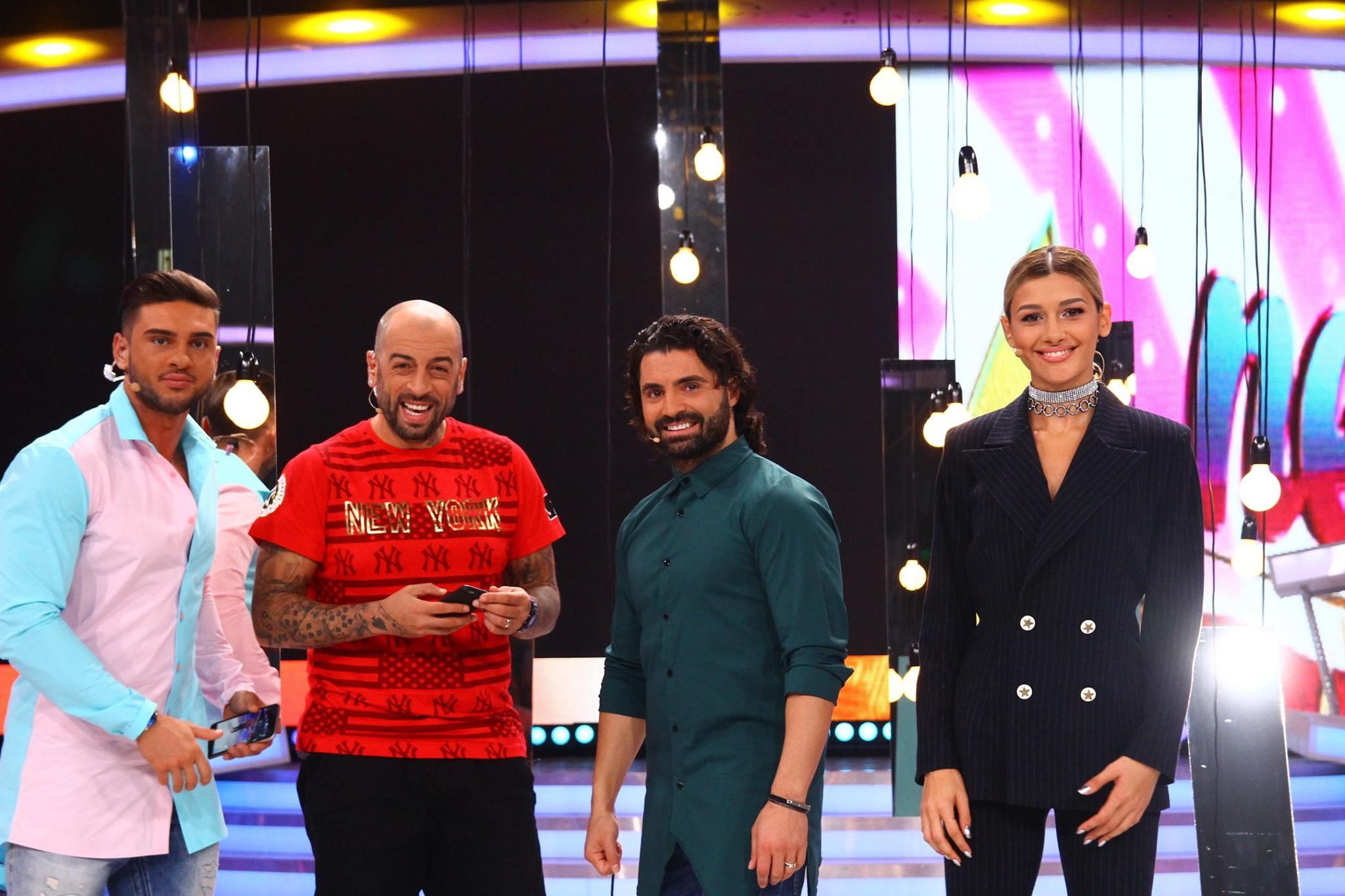 """Cântăreţul este jurat la emisiunea """"Next star"""", de la Antena 1, alături de Alina Eremia, Pepe şi Dorian Popa"""