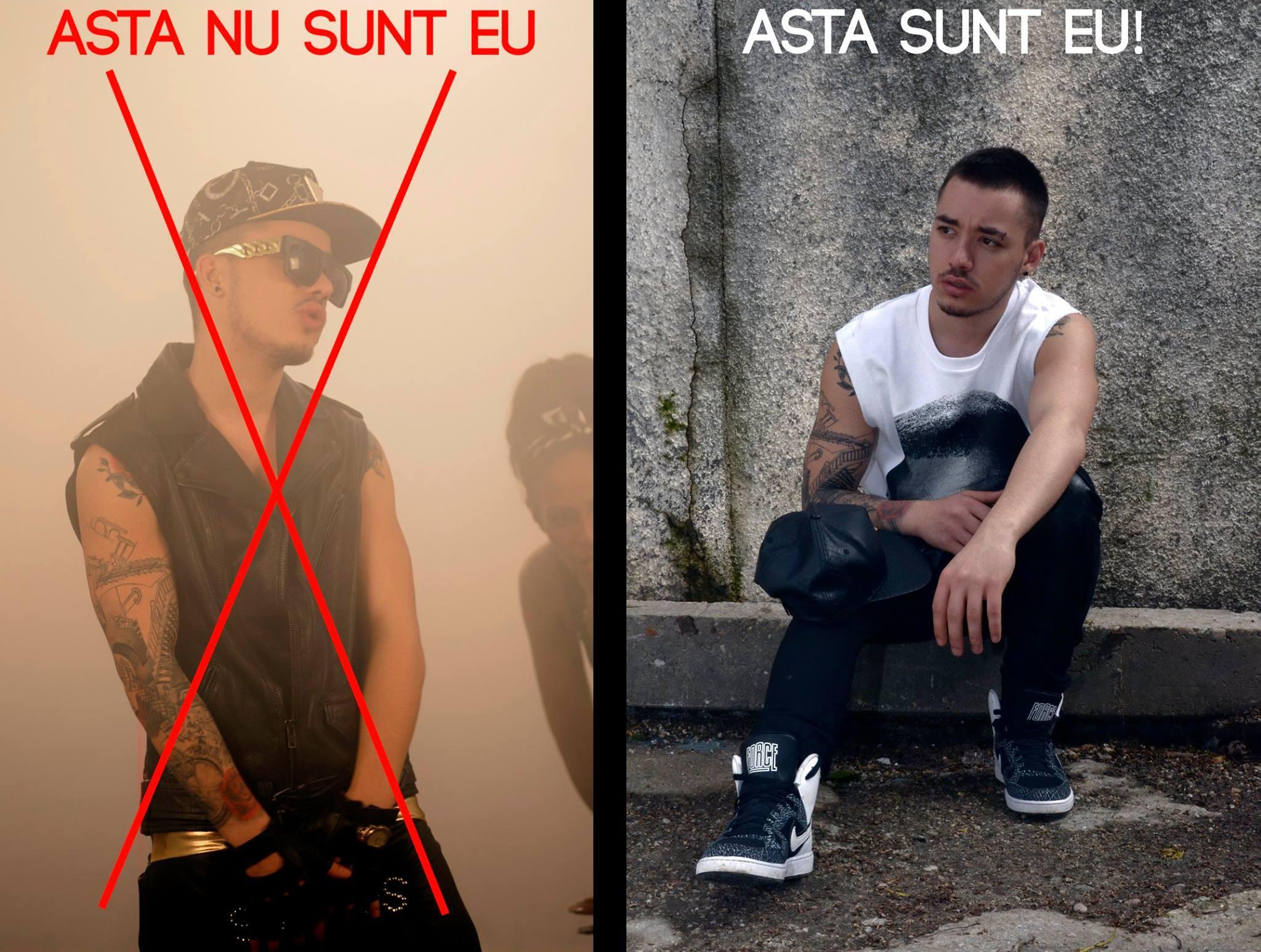 Adrian Ţuţu a făcut publică această imagine în urmă cu puţin timp
