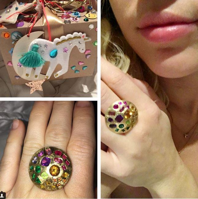 Miley Cyrus a primit acest cadou inedit din partea iubitului ei