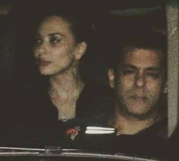 Iulia Vântur şi Salman Khan, apropiaţi în India