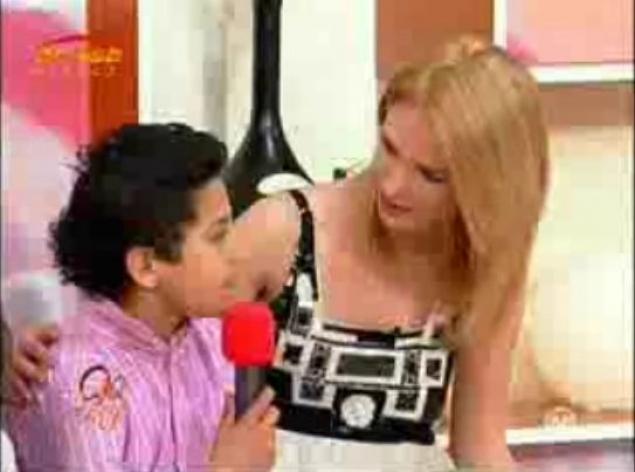 Adela Popescu l-a întrebat pe Babi Minune dacă cerşea