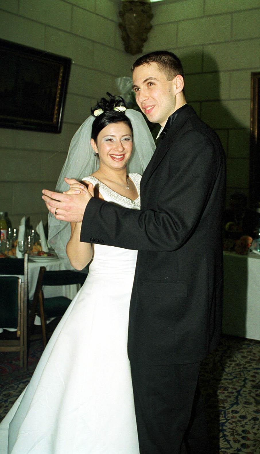 Ana Maria Prodan si Tibi Dumitrescu si-au legat destinele in august 1999