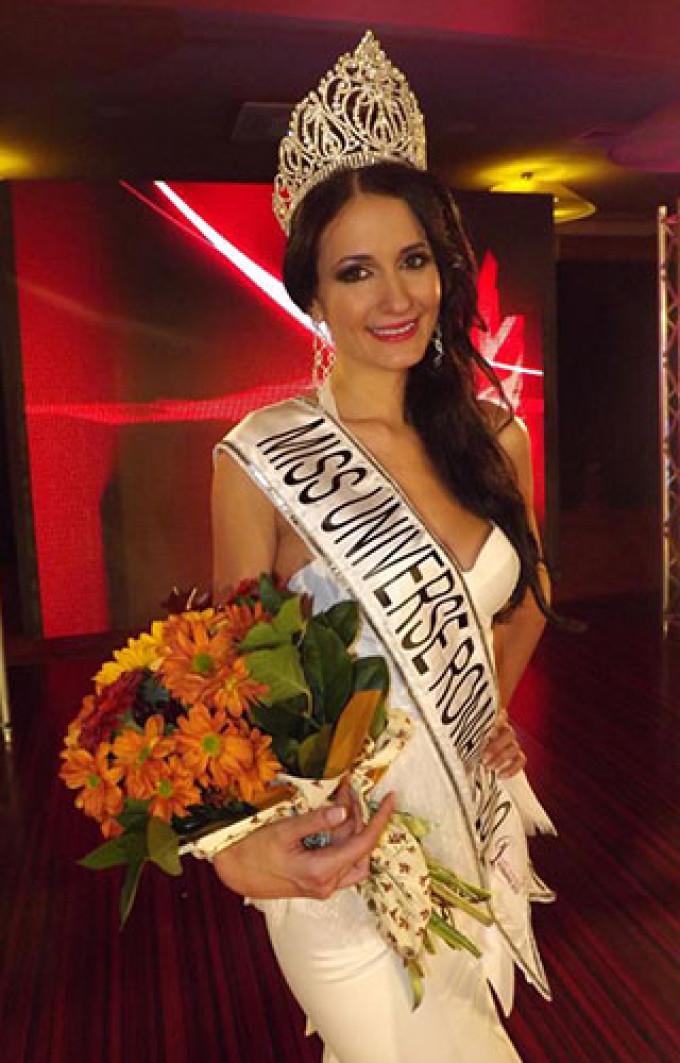 Delia va reprezenta Romania la finala Miss Universe care se va desfasura in decembrie la Las Vegas.