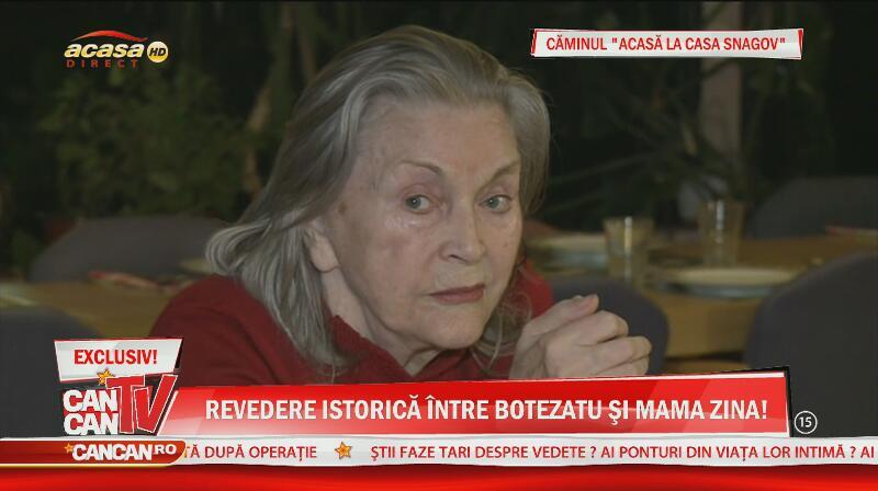 Zina Dumitrescu si Catalin Botezatu