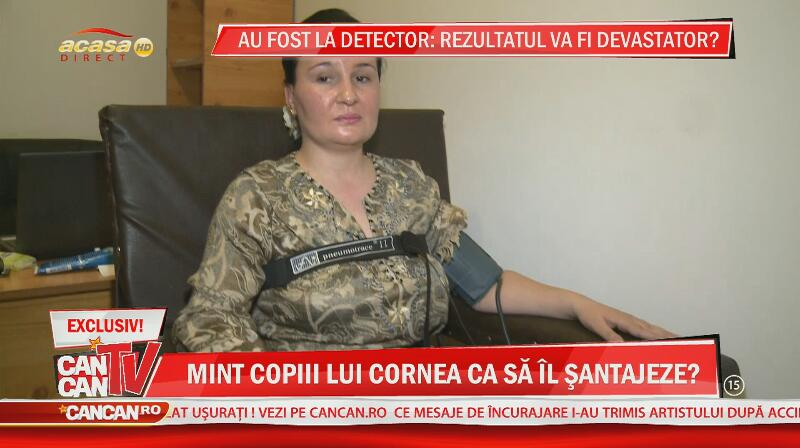 Ionela, fiica lui Mărin Cornea, a făcut testul la detectorul de minciuni! Vezi dacă este adevărat că a fost agresată sau nu!