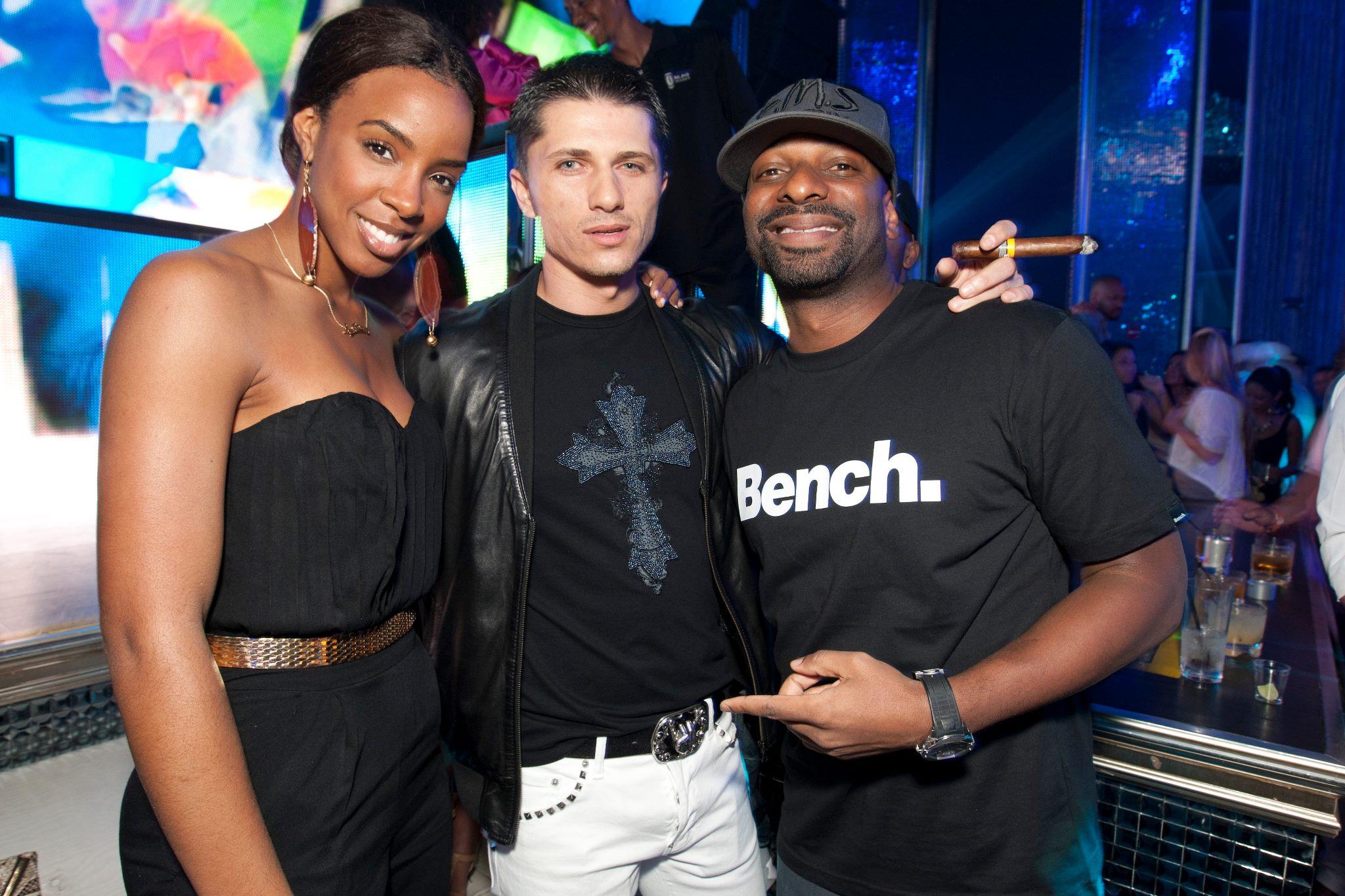 Kelly Rowland este si ea in cel mai fierbinte loc din Miami