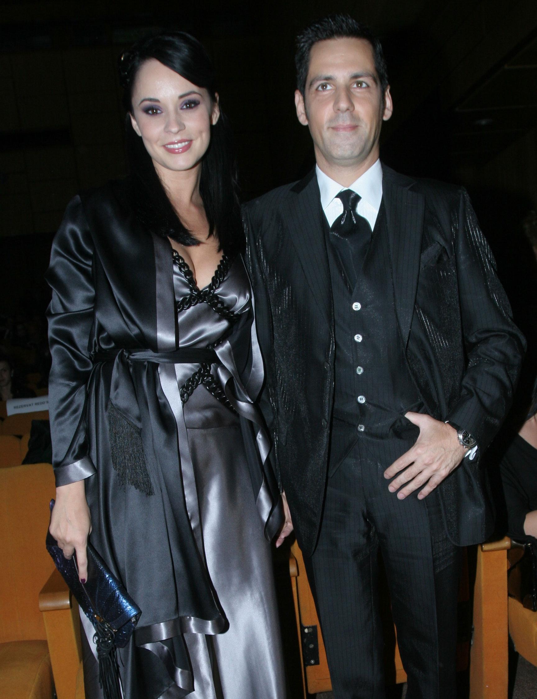 Stefan Banica si Andreea Marin