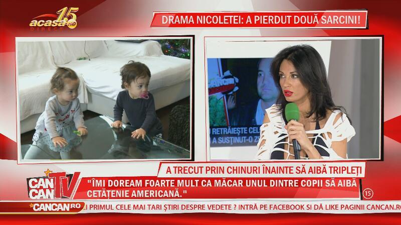 Nicoleta Luciu şochează: