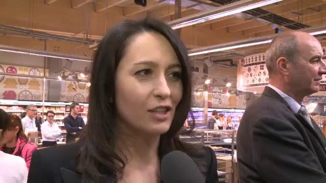 Amalia Nastase citeste cu atentie toate etichetele atunci cand iese la cumparaturi, de frica E-urilor