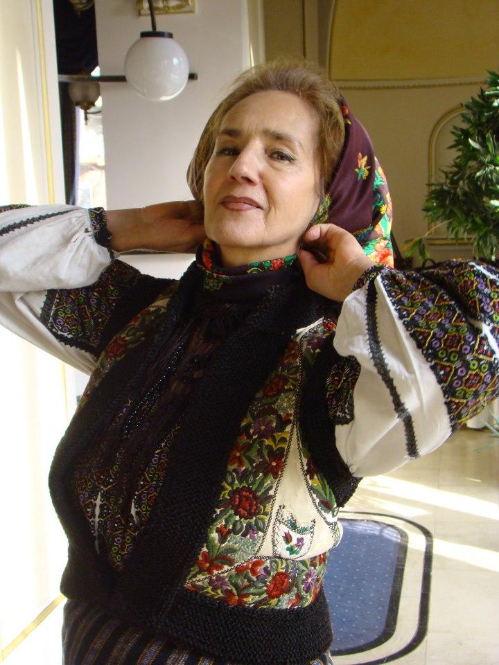Sofia Vicoveanca are o relatie speciala cu fiul ei, cu care vorbeste zilnic la telefon