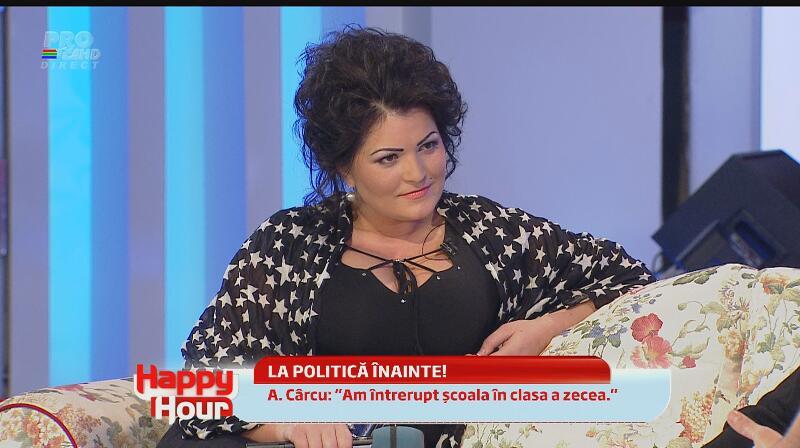 Anca Cârcu, sexy-politiciana, întâlnire de proporţii cu Vadim Tudor: