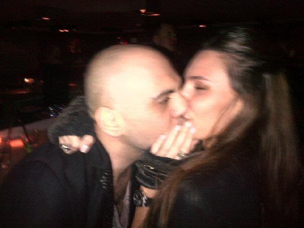 Liviu Moreanu a postat pe Facebook o fotografie cu Anna Lesko, lasand sa se inteleaga ca sunt din nou impreuna