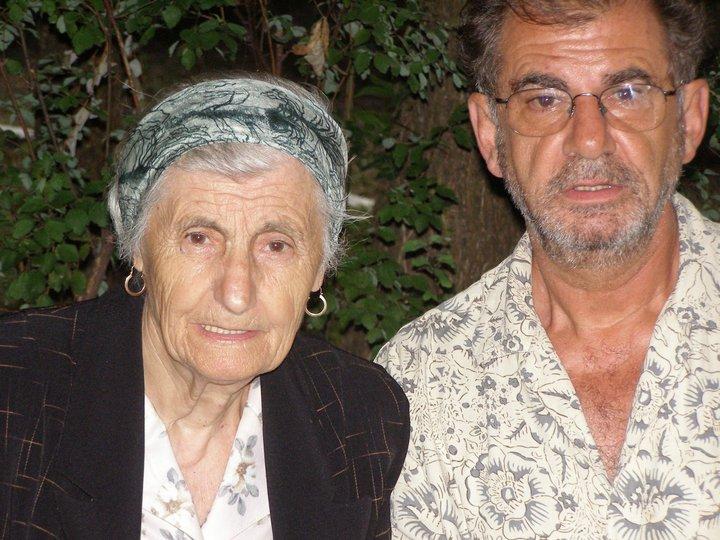 Florin Zamfirescu are o relatie aparte cu mama sa