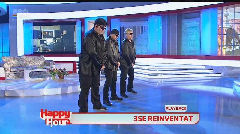 Super tare! Daniel Iordăchioaie, Constantin Enceanu şi Marcel Pavel transformati în băieţii de la 3 Sud Est! Îi recunoşti?