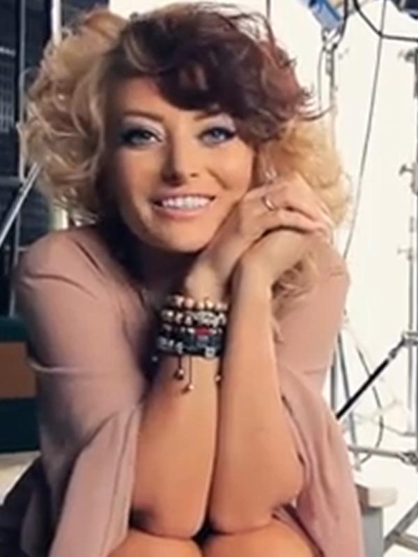 Delia a lansat un videoclip dedicat bolnavilor de psoriazis! Uită-te la imagini şi spune-ne ce crezi! Îţi place?
