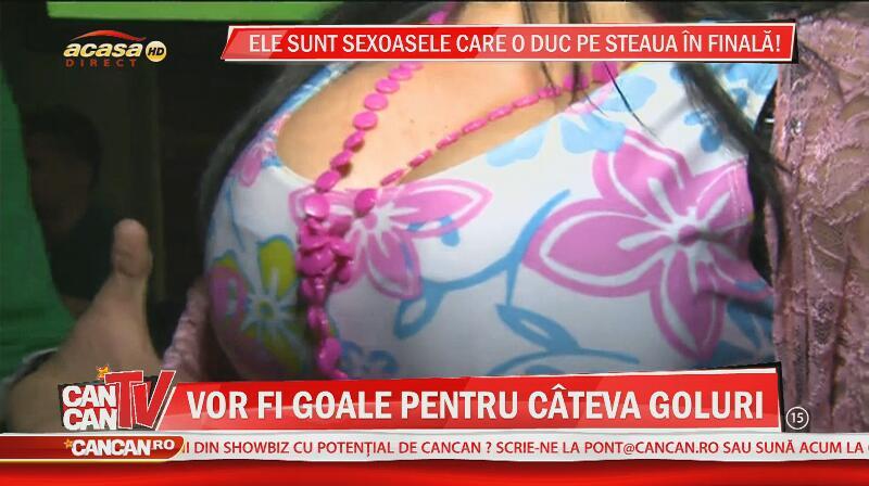 Sexy politiciana are planuri mari pentru stelişti! Anca Cârcu vrea să rămână în sânii goi dacă Steaua o bate pe Chelsea!