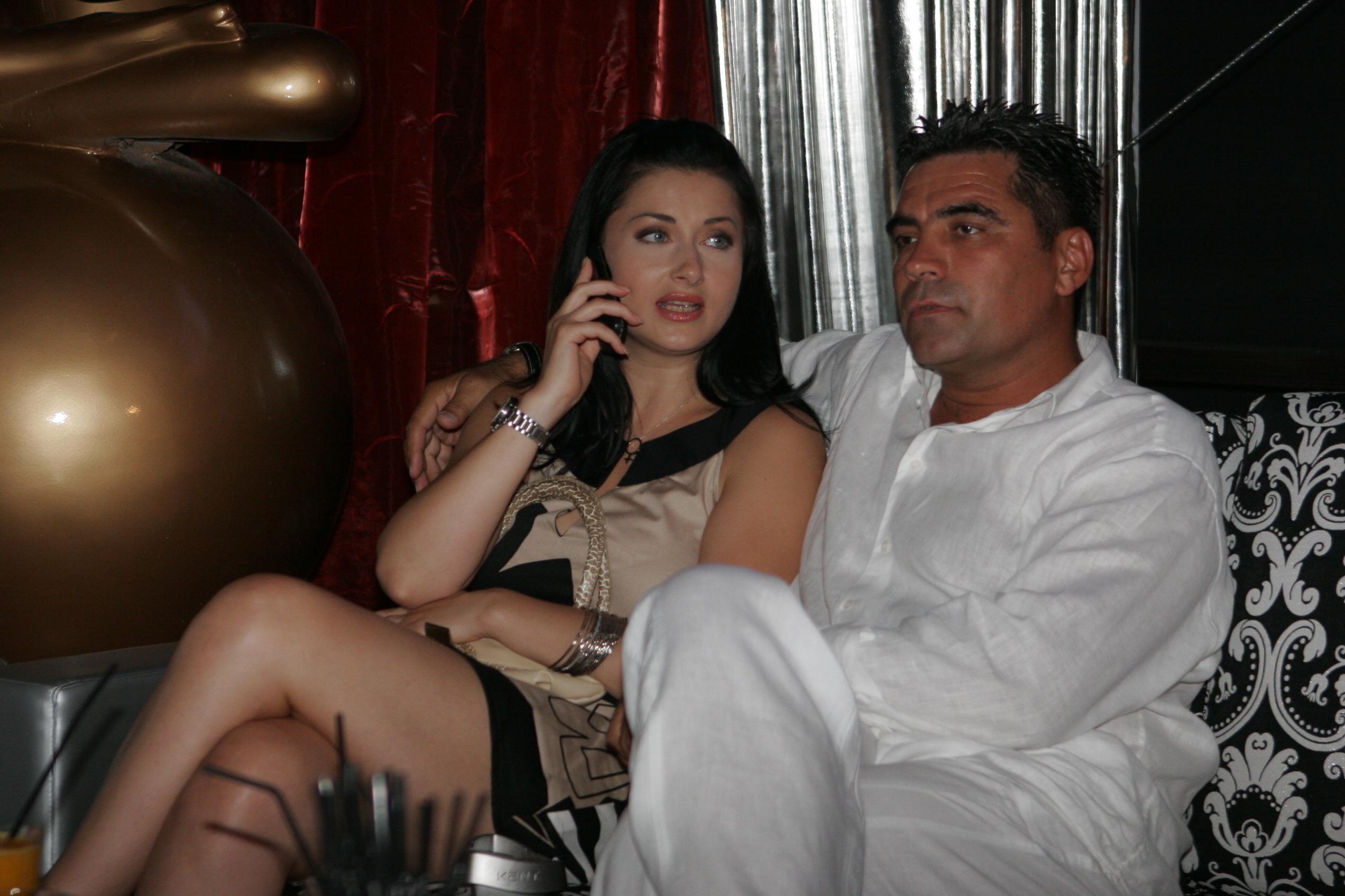 Marcel Toader si Gabriela Cristea