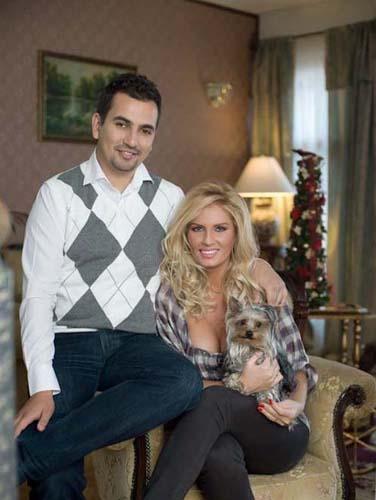Andreea si Lucian formeaza un cuplu de mai bine de 17 ani