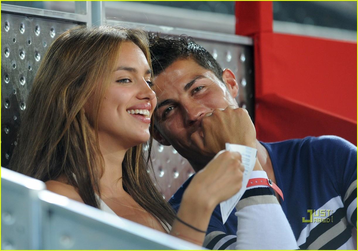 Irina Shayk si Christiano Ronaldo