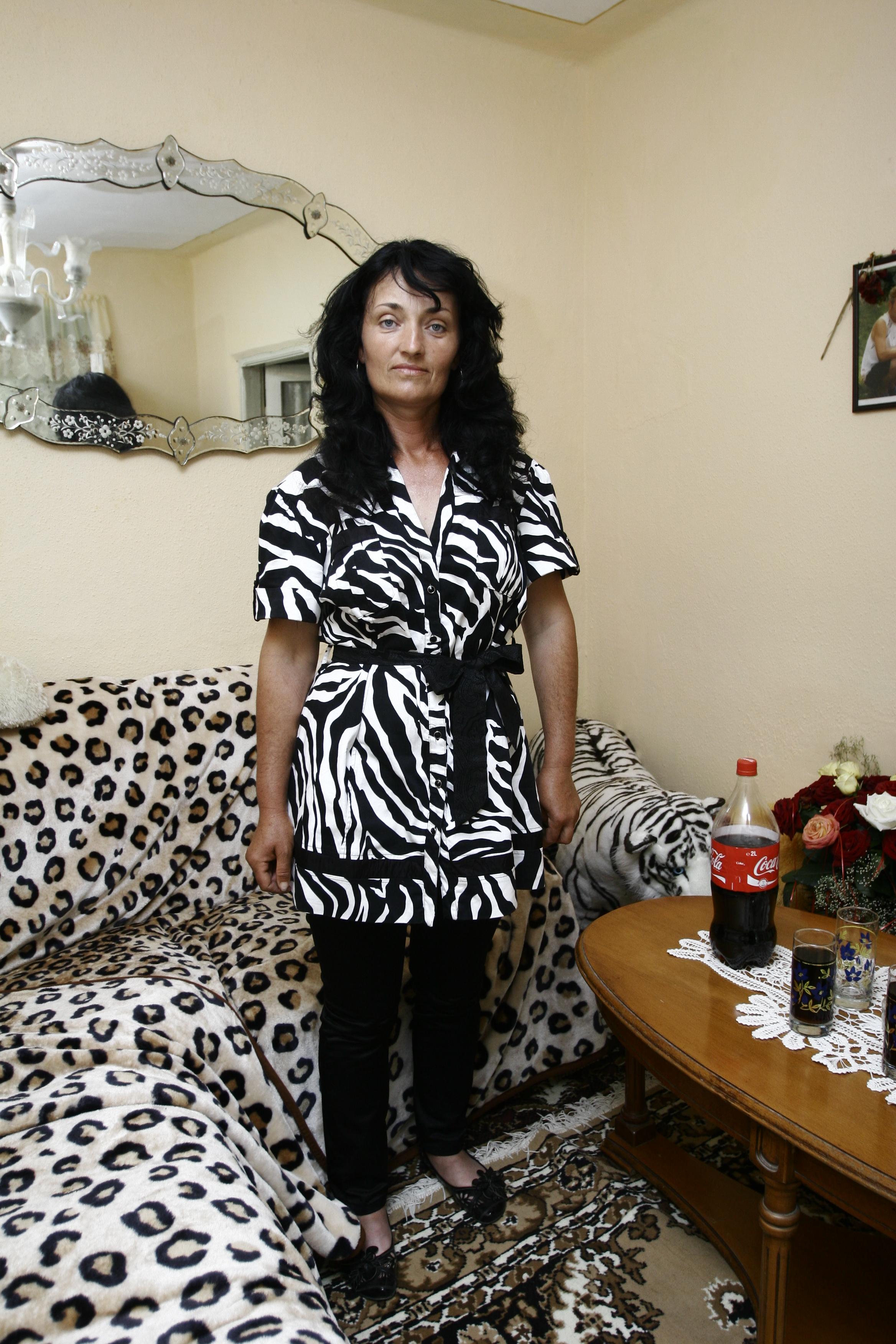 Mama Loredanei Chivu