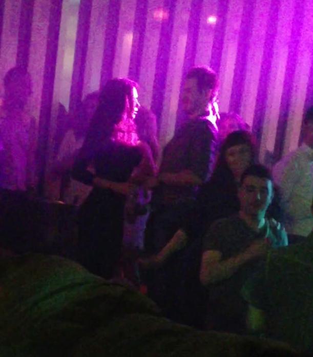 Piturca Jr a venit imediat in clubul unde era iubita lui
