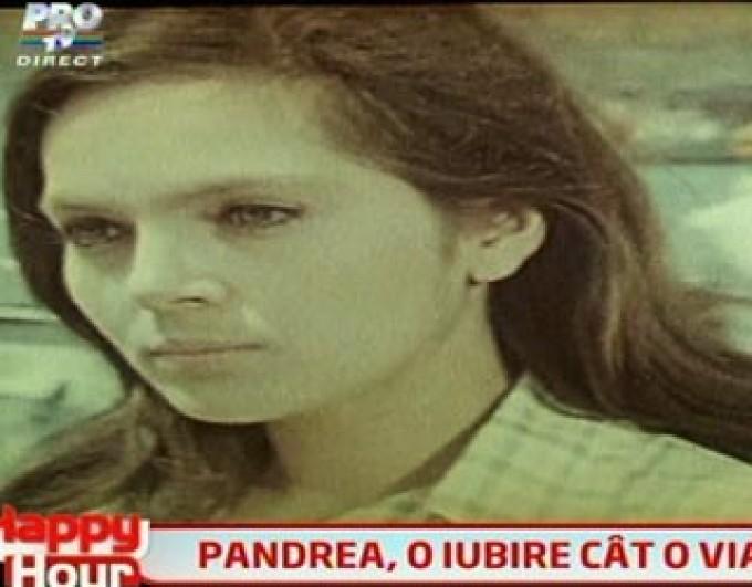 Asa arăta Anca Pandrea in tinerete
