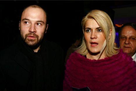 Mihai Georgescu si Liana Stanciu sunt casatoriti de aproape noua ani