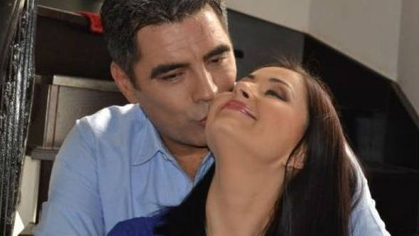 Gabriela Cristea si Marcel Toader