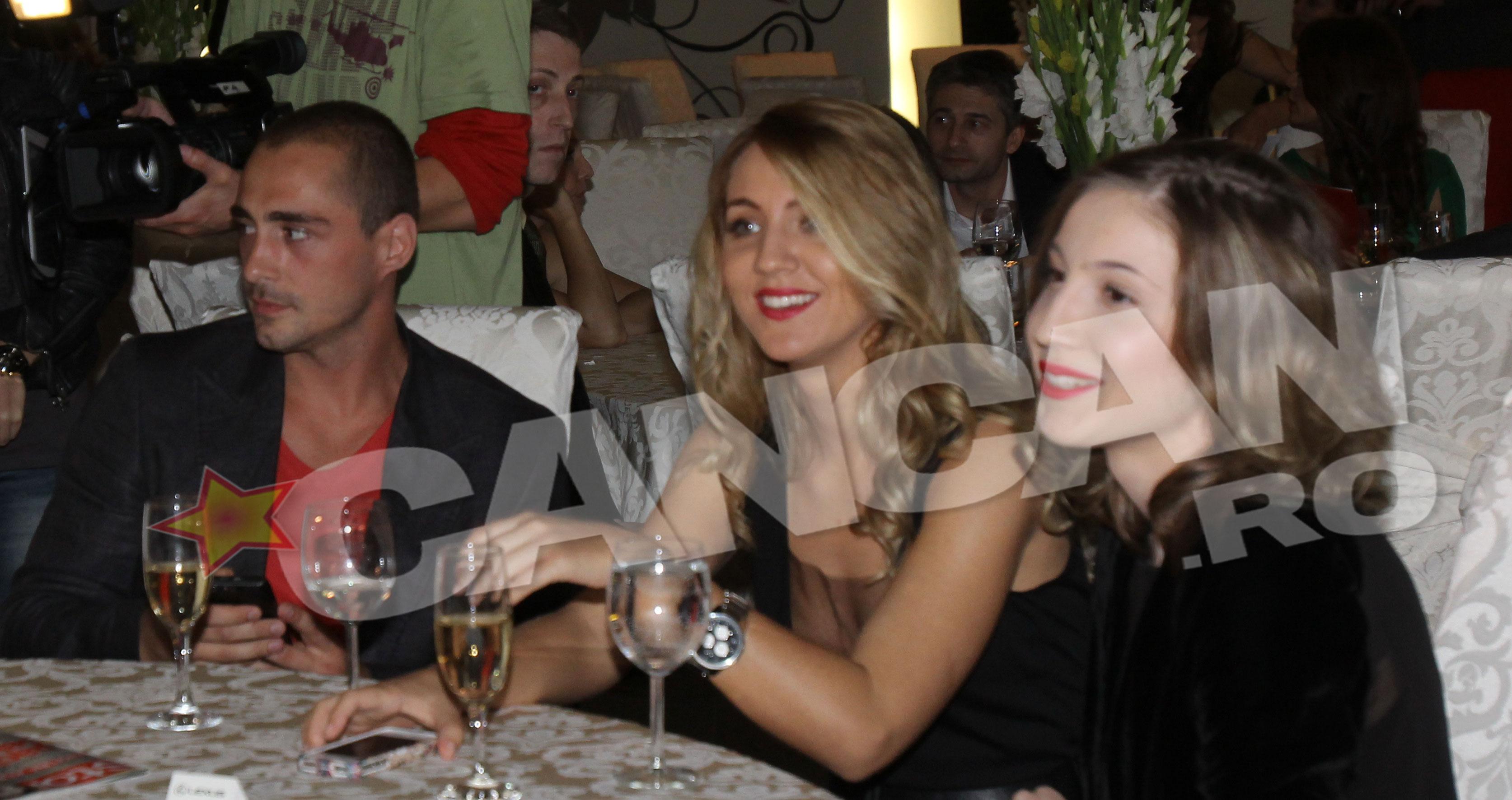 Saptamana trecuta, Ana a iesit la un eveniment monden alaturi de Vladimir si sora ei, Monica