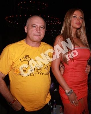 Mircea N. Stoian si Bianca Dragusanu