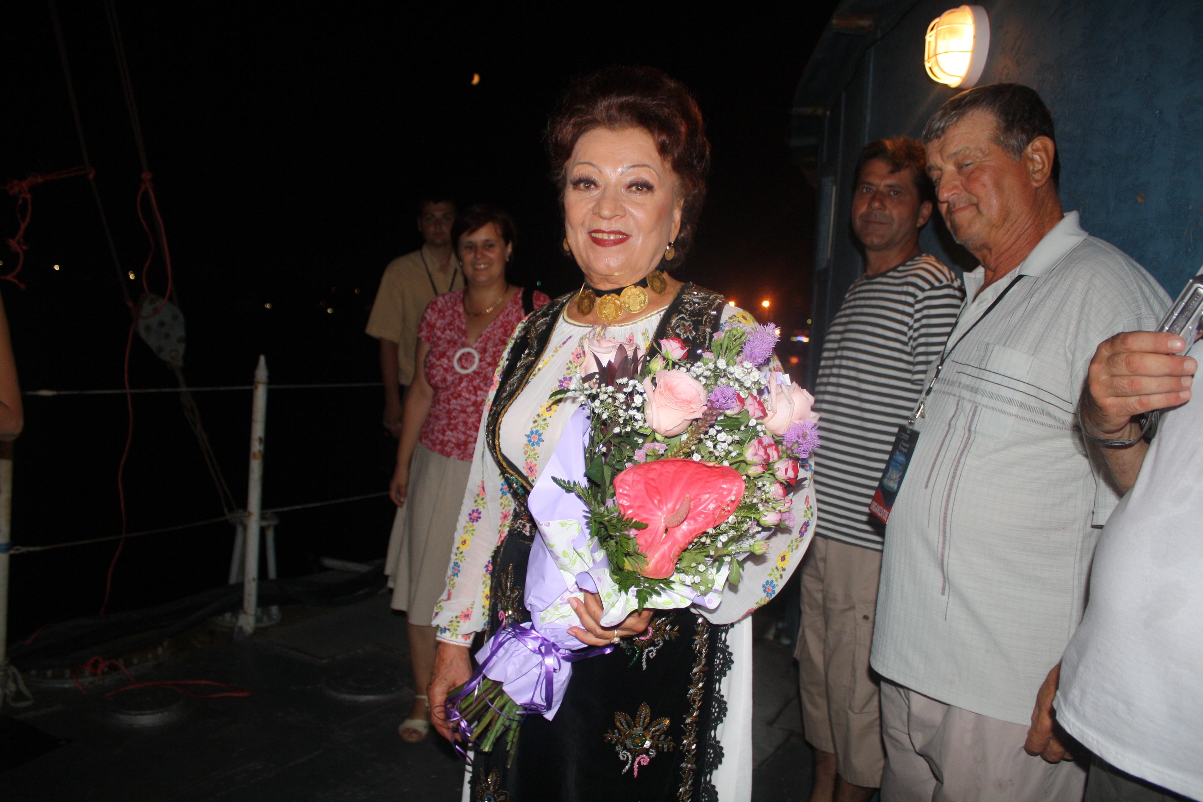 Maria Ciobanu arata mult mai bine in ultima vreme