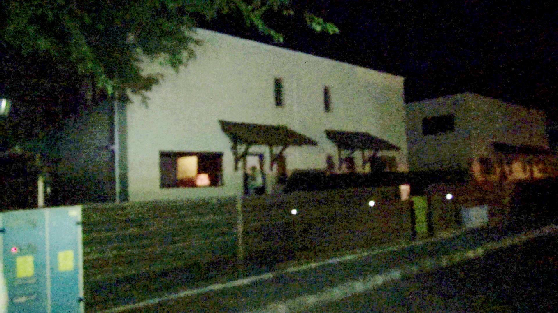 Aceasta este casa pe care Liviu Gută o detine in cartierul din comuna 1 Decembrie