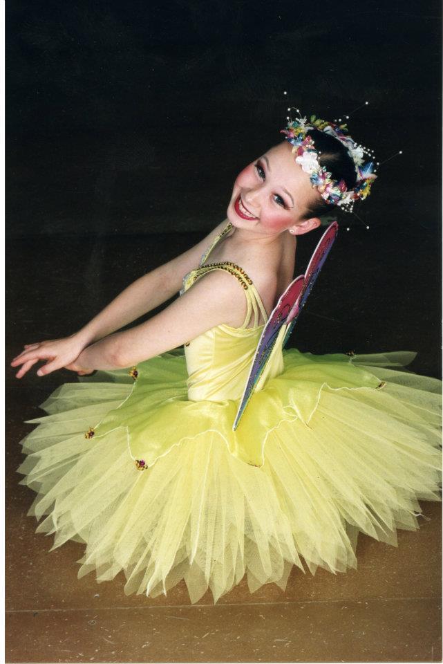 Cat timp a locuit in Australia, blonda s-a dedicat in mod special dansului