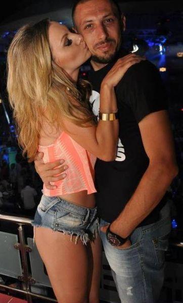 Alexandra Stan si Marcel Prodan