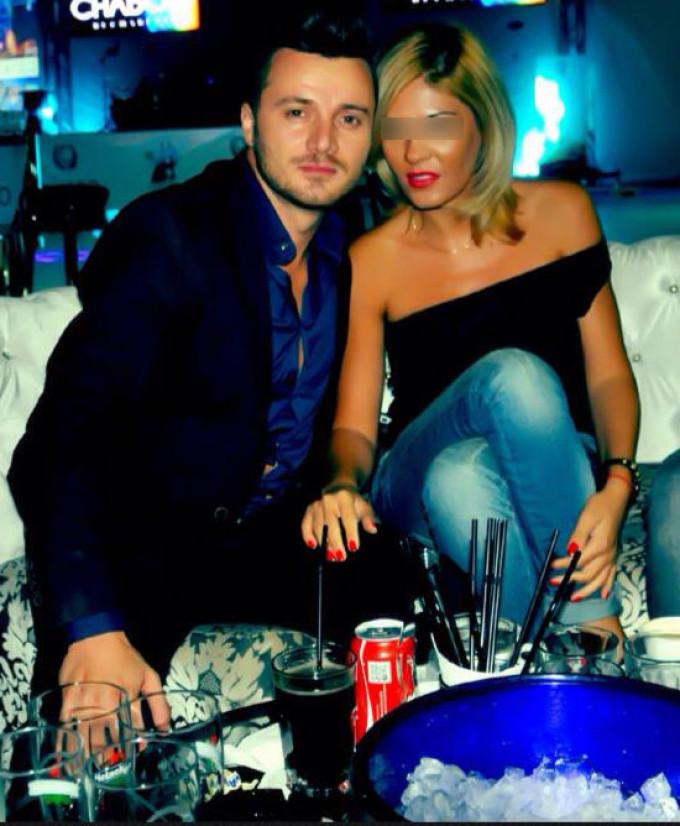 Tavi Clonda a avut o relatie de cativa ani cu Valentina