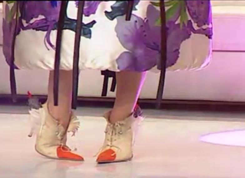 pantofi Iulia Albu