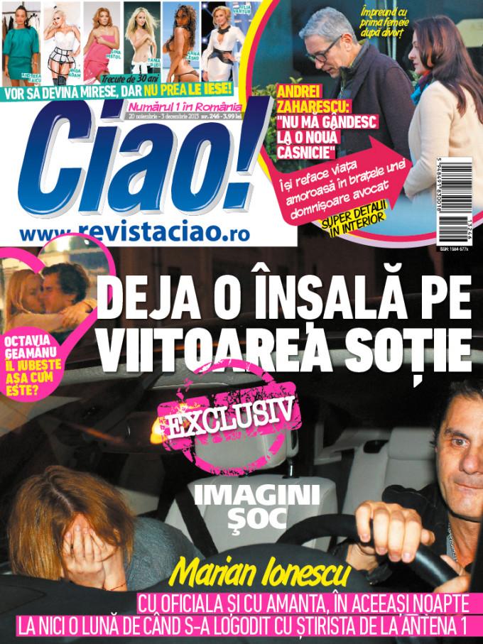 Coperta Ciao